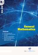 General Mathematics Book with DVD