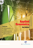 Applied Economics 2nd Edition Book with DVD