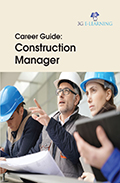 Career Guide: Construction Manager