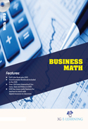Business Math Book with DVD