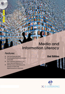 Media and Information Literacy 2nd Edition Book with DVD