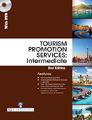 TOURISM PROMOTION SERVICES: Intermediate (2nd Edition) (Book with DVD)