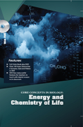 Core Concepts in Biology: Energy and chemistry of life (Book with DVD)