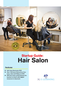 Startup Guide: Hair Salon (Book With Dvd)