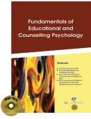 Fundamentals of Educational and Counselling Psychology (Book with DVD)